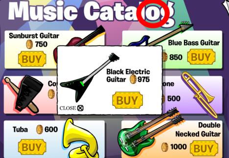 Music Catalog 1