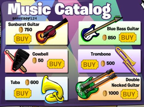 Music Catalog